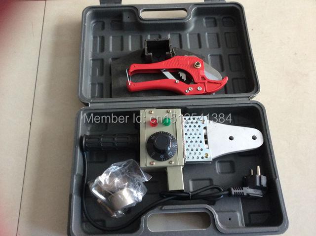 Gratis verzending 20-32mm 220V 600W hotmelt machine, ppr pijp - Lasapparatuur - Foto 4