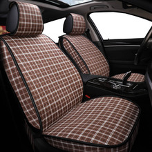 цены на Ynooh car seat covers for dacia duster 2018 logan dokker sandero stepway covers for vehicle seat protector accessories  в интернет-магазинах