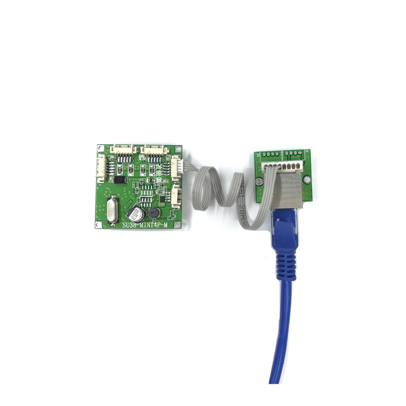 Mini Pbcswitch Module Pbc Oem Module Mini Size 3/4/5 Ports Network Switches Pcb Board Mini Ethernet Switch Module 10/100mbps Elegant Appearance
