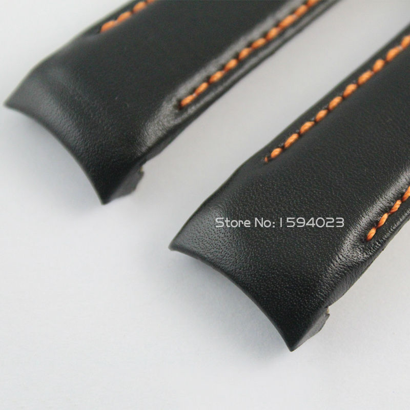 23 mm (přezka 20 mm) T035617 / T035439A Stříbrná spona motýlů - Příslušenství k hodinkám - Fotografie 3