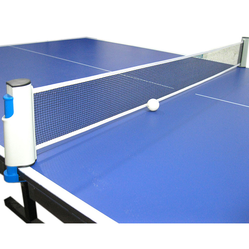 Flexible Table Tennis Net Retractable Ping Pong Net Rack Tenis de ...
