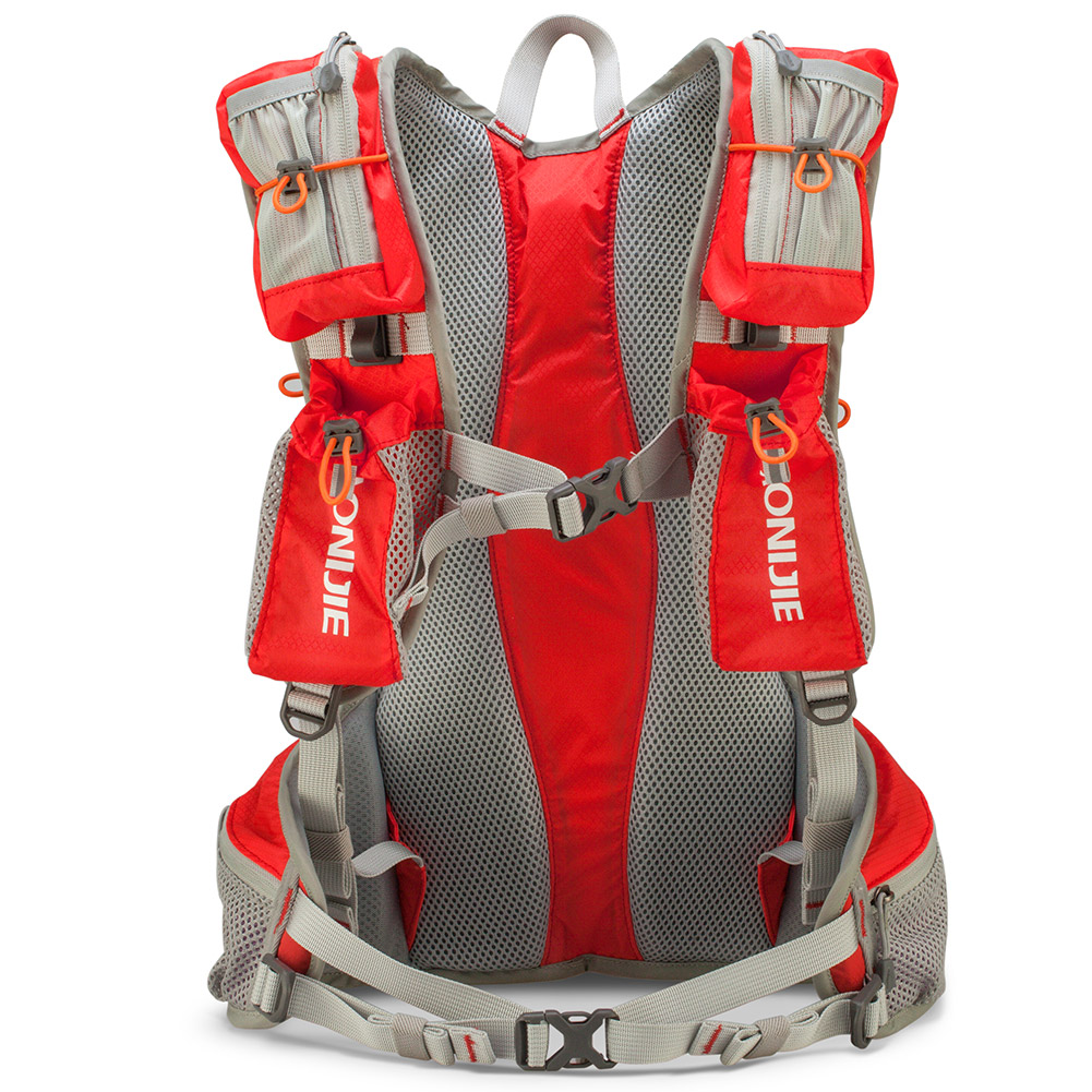 AONIJIE E905 Hydration Pack Backpack Rucksack Bag Vest Harness Water Bladder Hiking Camping Running Marathon Race Sports 12L-in Running Bags from Sports & Entertainment    3