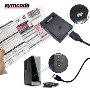 Image 4 - 自動バーコードスキャナ、 Symcode USB レーザー有線ハンドヘルドポータブルボックス自動 1D バーコードリーダー