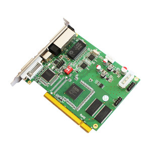 Image 5 - LINSN TS802D Sending Card Full Color LED Video Display LINSN TS802 Sending Card Synchronous LED Video Card DS802 indoor outdoor