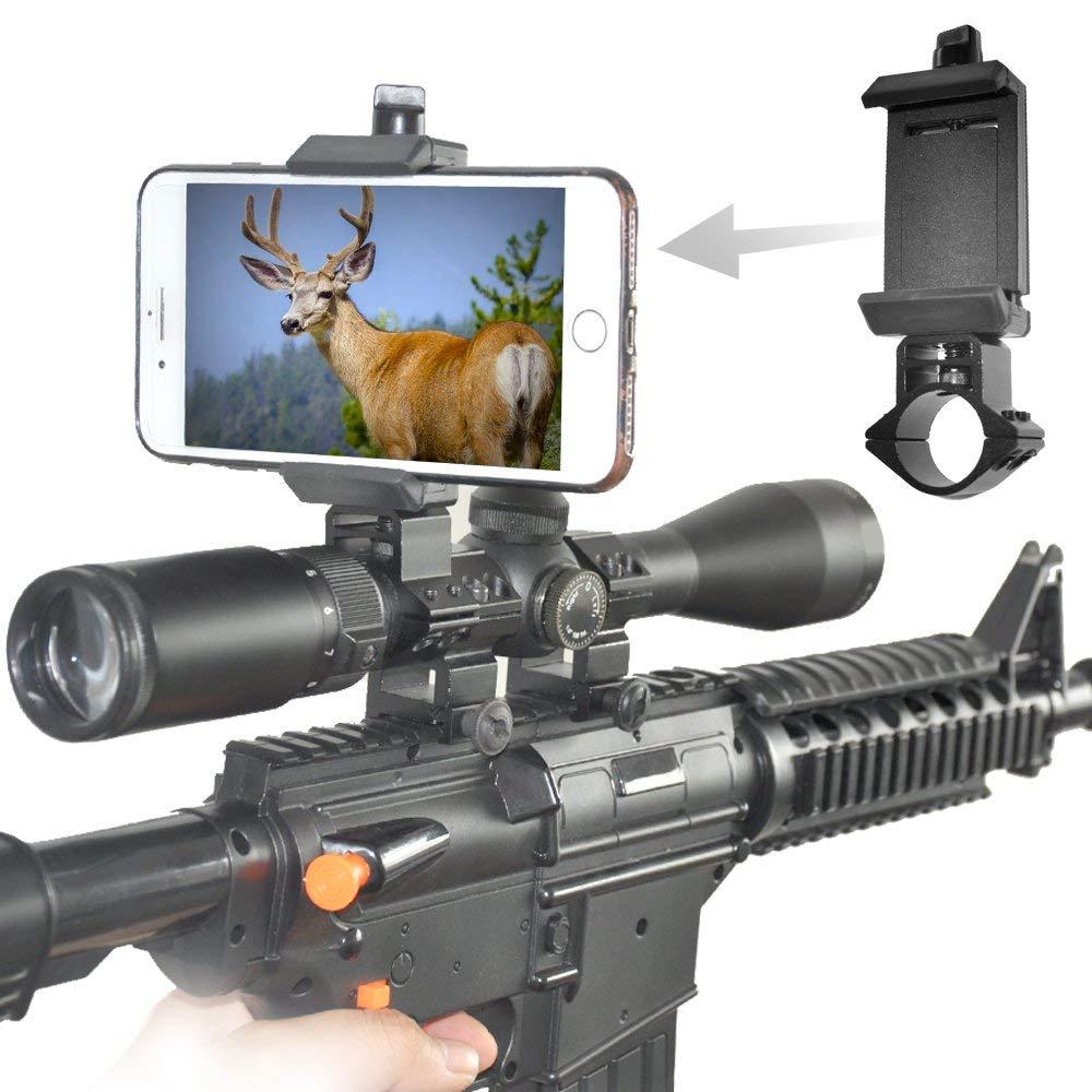 Mount Adapter Gun Adapter For Camera Screw (1/4-Inch)