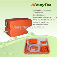 MAX Free shipping high quality AC little giant condensate drain pump