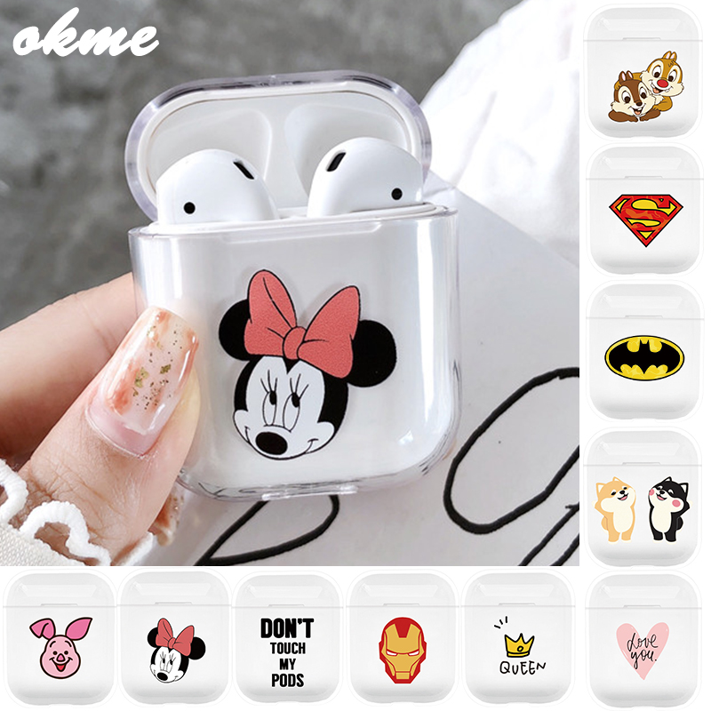 Wireless Airpod Case Mickey Mouse