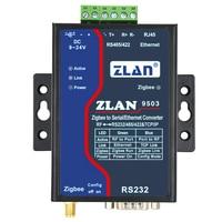 Servidor de série sem fio  RS232/485/422/Ethernet  ZigBee ZLAN9503