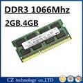 Venda de memória ram ddr3 de 4 gb 2 gb 8 gb 1066 Mhz pc3-8500 so-dimm laptop, memória ram ddr3 de 4 gb 2 gb 8 gb 1066 mhz pc3-8500S notebook, ddr3 4 gb 1066