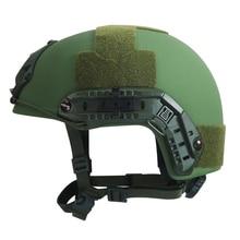 Armee Kevlar Taktische Kugelsichere Helm Kevlar Helm Amerika NIJ IIIA Helm SCHNELLE Military Airsoft Ballistischen Kugelsichere Helm