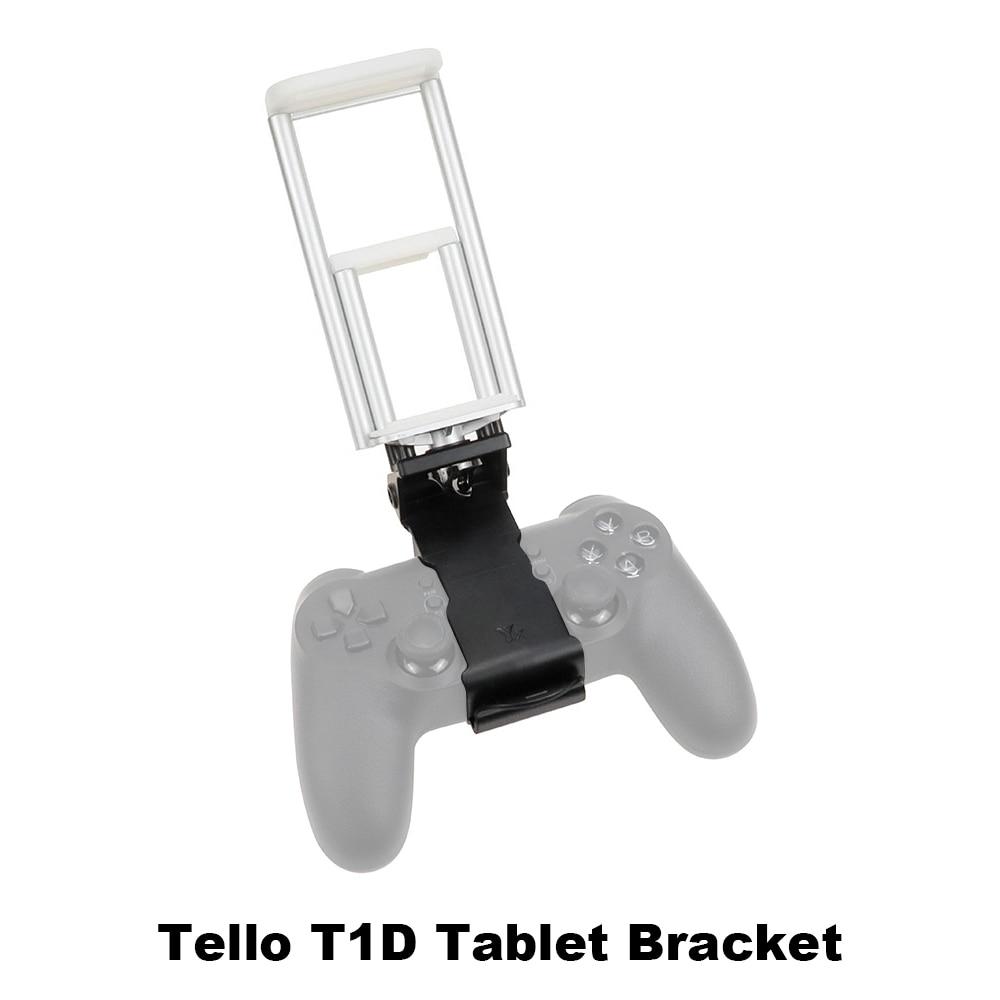 Moniteur Tablette Support de Montage pour DJI Ryze TELLO Drone Télécommande pour Gamesir T1D T1S Bluetooth Poignée Accessoires