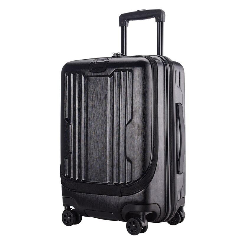 Gepäck & Taschen Reise Tale 20 25 Zoll Abs Tsa Erweiterbar Spinner Trolley Koffer Rosa Roll Gepäck Mit Rädern Gepäck Sets