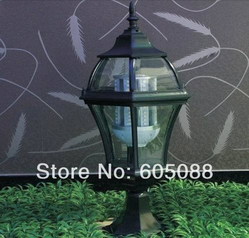 E26/27/39/40 54W Outdoor Garden Led Corn Lamp IP64 LED Street Lights By ShenZhen Technology AC100-240V 5 Years Warranty 4PCS/Lot