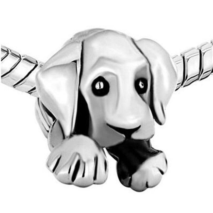 ciondolo pandora cagnolino