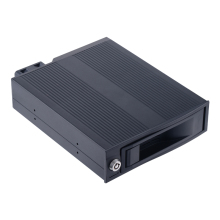 Uneatop ST3514 three.5in SATA aluminum hdd case scorching swap bay drive caddy three.5 rack sata hdd enclosure