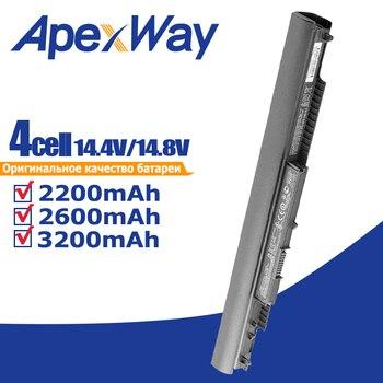 14.4v Battery for Pavilion HSTNN-LB6V 14-ac0XX 15-af0XX HS03 HS04 807956-001 for HP 240 245 250 255 G4 HSTNN-LB6U hstnn lb6v hstnn lb6v hs04 hstnn lb6u hs03 laptop battery for hp 245 255 240 250 g4 notebook pc for pavilion 14 ac0xx 15 ac0xx