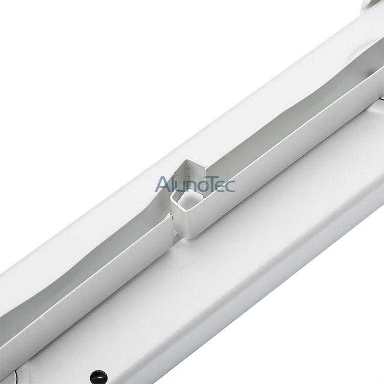 Aluno SF-400 6 Inch Clip 9 blade 1280mm(H) Silver Color Aluminium ...