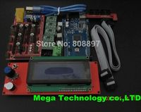 Ramps 1 4 5pcs A4988 LCD 2004 With Controller For Ramps Kit And RepRap 3D Printer