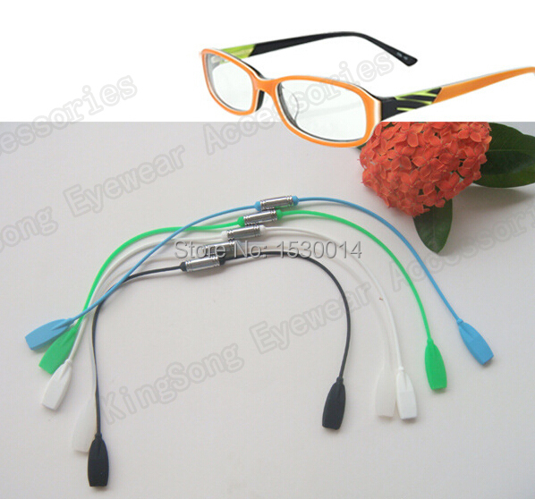Silicon Magnetic Eyewear Retainer Cord Eyeglass Retainer Eyeglass Holder Eyeglass Lanyard Eyewear Chain