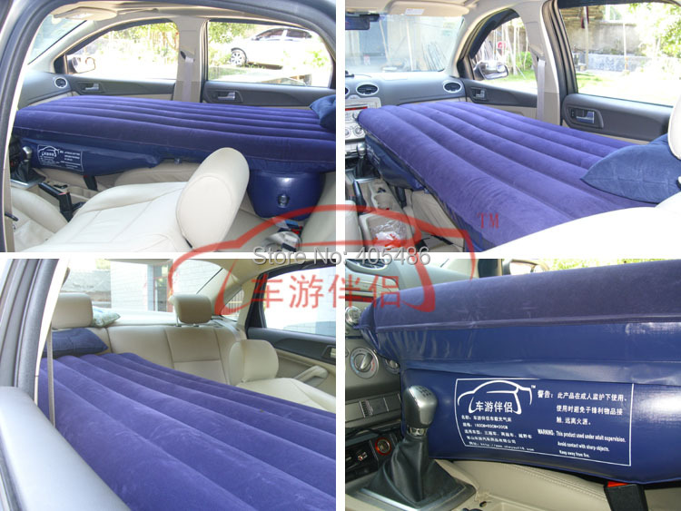 Travel Bed Car Back Seat Cover Mattress Car Inflatable Bed for for KIA Carens/Borrego/Oprius/Sorento/Sportage R/ KIA CEED