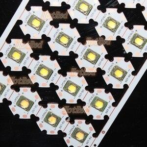 Image 5 - Luminus SST 50 LED Emettitore 15W Bianco Freddo 6500K Bianco Caldo Chip di lampadina a diodi 20 millimetri di rame di base + 1 modalità di SST50 circuito del driver