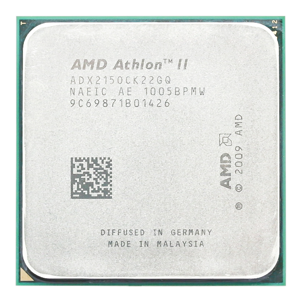 AMD Athlon II X2 215 2.7GHz/Dual-Core/CPU Processor/ADX215OCK22GQ/Socket AM3