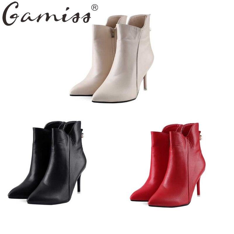 Wonderful Women Boots High Heels Ankle Boots Platform Shoes Designer Women Shoes
