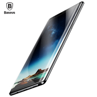 Baseus 3D Surface Tempered Glass For Samsung Galaxy Note 8 Screen Protector Full Coverage Protective Glass
