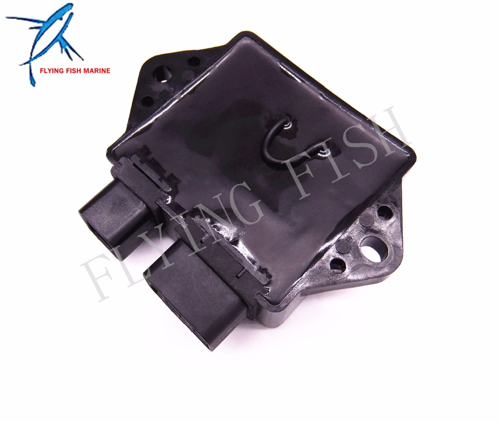 Outboard Engine 40F-01.03.20 CDI Unit Assy for Hidea 2-Stroke 40HP 40F 40X Boat Motor C.D.I Free Shipping 6b4 45501 10 driver shaft long for yamaha 9 9hp 15hp 2 stroke 15d outboard engine boat motor aftermarket parts 6b4 45501