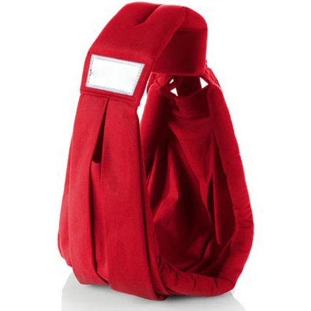 Ergonômico Do Bebê Embrulhe Transportadora Sling Infantil Algodão Orgânico + Esponja Baby Sling Portador de Bebê Crianças Mochila Portador de Bebê Carry BB0026
