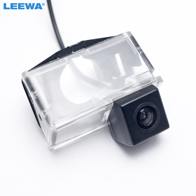 LEEWA HD Car Reverse Rear View Camera For Toyota Corolla EX/E120 Night Vision Parking Camera #CA4604