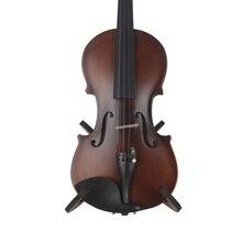 Ukulele bracket sponge side violin stand wooden frame sponge cover anti-slip anti-smash