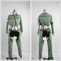 Sword Art Online 2 Ghost Bullet Gun Gale Online Asada Shino COSPLAY Clothing School Cosplay Kids