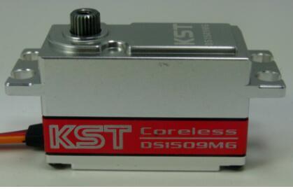 Freeshipping KST DS1509MG Digital Servo Coreless Motor For robot Helicopter elicottero цена
