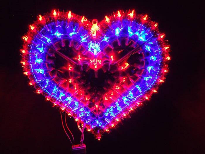 Plug New Year Decorative Lanterns Valentines Day Gift