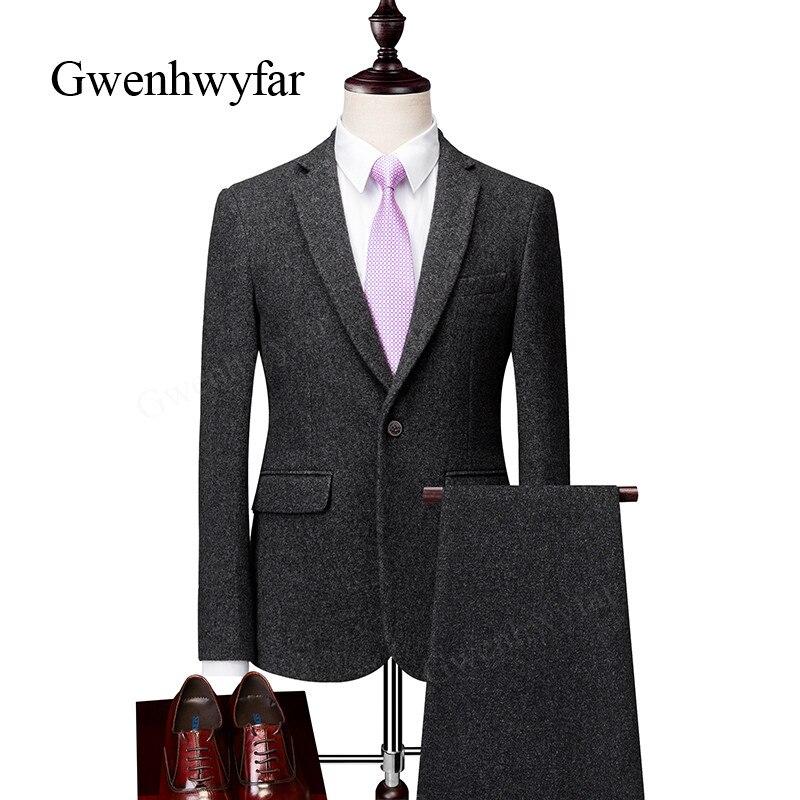 g n jacket pants grey black costume homme slim fit 2018. Black Bedroom Furniture Sets. Home Design Ideas