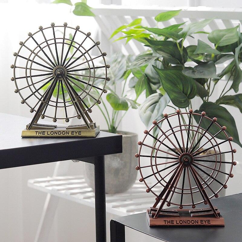 Ruota Panoramica Ufficio Decorazione Moderna Per Soggiorno Accessori Per La Casa Arredamento Rustico Camera Da Letto Scrivania Ornamenti Creativo