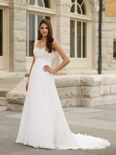 Wholesale - New Beauty White Ladys Strapless Wedding Dresses/custom size Bridal Gown