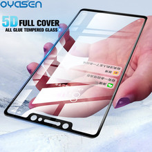 5D Full Cover Tempered Glass For Xiaomi Redmi Note 7 6 6A 5 Plus 5A Pro Prime S2 9H Explosion-proof All Glue Screen Protector 5d full curved tempered glass for xiaomi redmi note 6 pro 6 26 9h explosion proof screen protector for redmi note 6 pro global