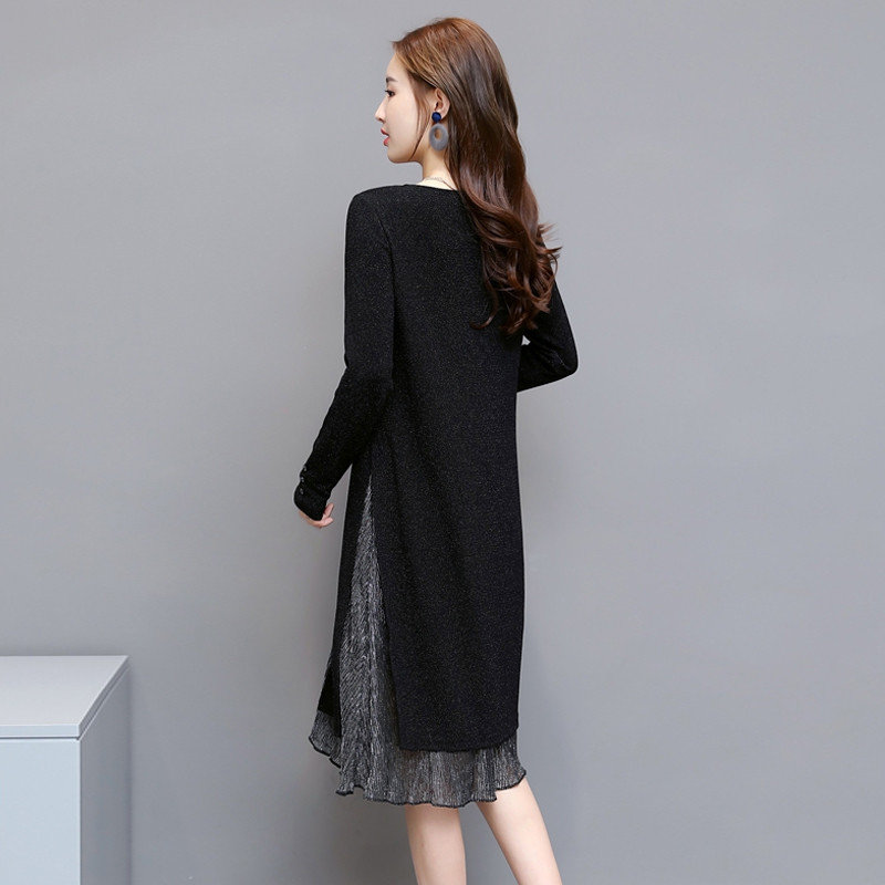 Robe Théegg Longues Al1066 Grande Red Printemps Black Manches De Taille 2019 Femme Été À 5xl Pour Noir 4xl wine rr4Bqd