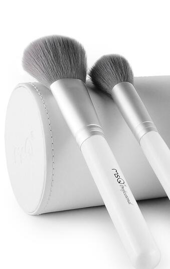 Lovely Travel Makeup Brush Set Powder Foundation Concealer