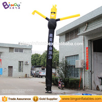 Personalized 20 feet float tube inflatable / 6 meters wacky inflatable tube man / inflatable dancing tube toy