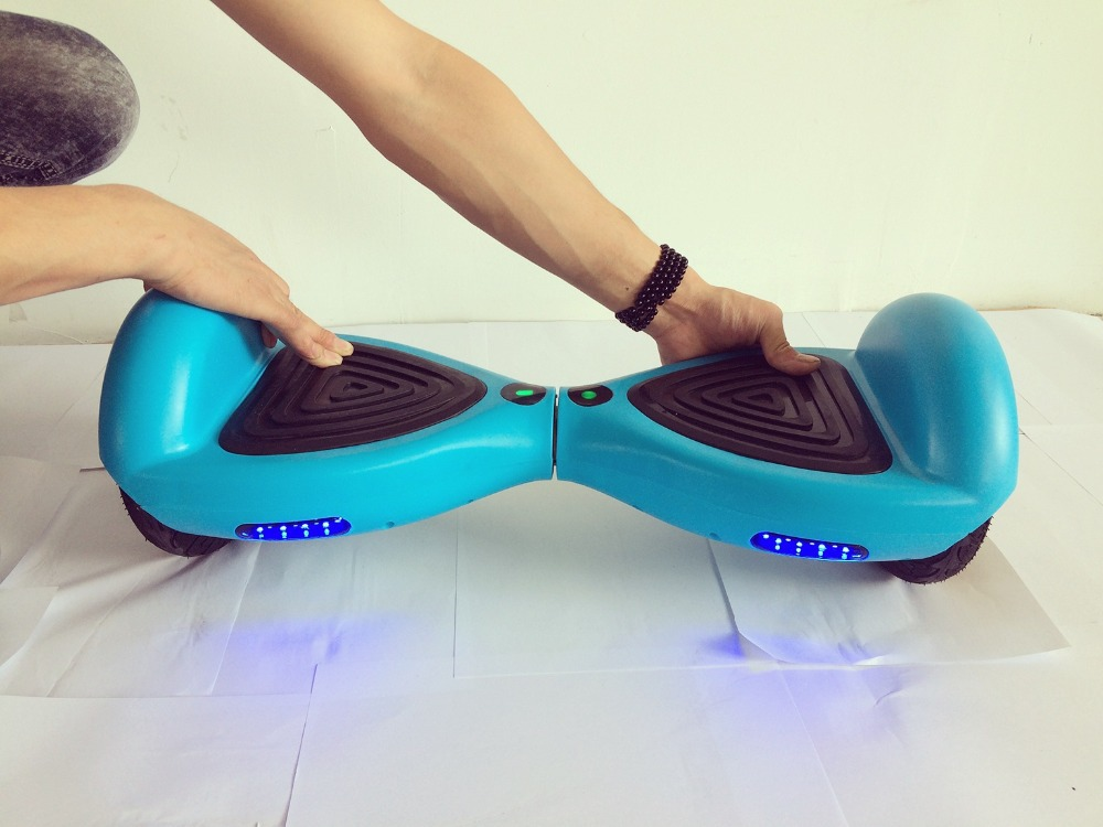 8 Inch Alien Model 2 Wheel Smart Balance Electric Scooter Hoverboard