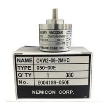 цена на 6mm shaft 38mm outer High quality  optical encoder OVW2-06-2MHC 2MHT 2MD 600 pulse rotary encoder original NEMICON encoder