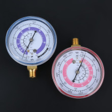 R134A R22 R410A Air Conditioner Refrigerant Low 500psi High 800psi Pressure Gauge Refrigeration Pressure Gauge цена
