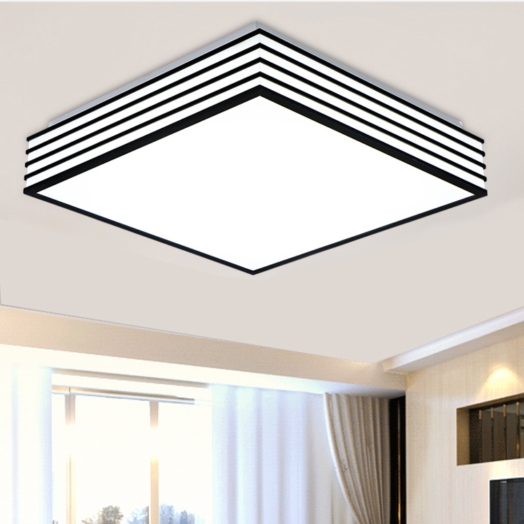 New!favorable Led Ceiling Light AC85-265V Indoor Lighting Round/Square Bedroom Living Room Lamp Foyer Lamps Free Shipping japanese led ceiling light ac90 265v indoor lighting square 45 55cm solid wood natural bedroom living room lamp foyer lamps