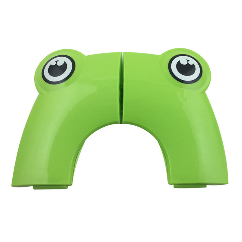 Cute Folding Potty Seat Pad Kids Travel Portable Baby Toddler Toilet Training seat Cover Cushion Children Pot Chair Pad | Happy Baby Mama