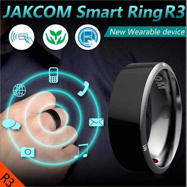 2017 nice unisex Smart Ring good Wear Jakcom R3 New technology Magic Finger NFC Ring For Android Windows NFC Mobile Phone