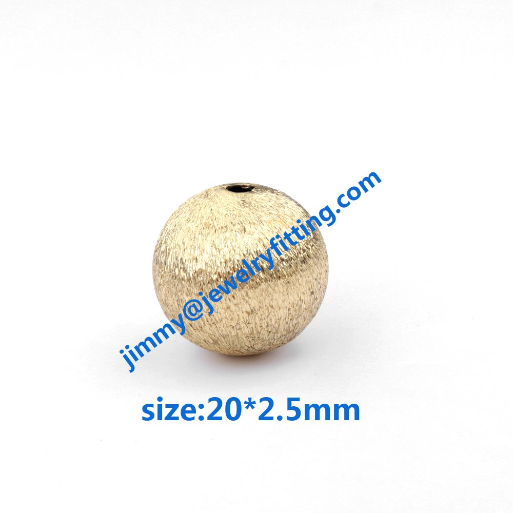 size 20 2 5 mm jewelry findings metal brass stain