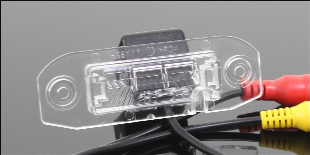 Car Camera For Volvo XC90 High Quality Rear View Back Up Camera For Fans  CCD + RCAShow 3